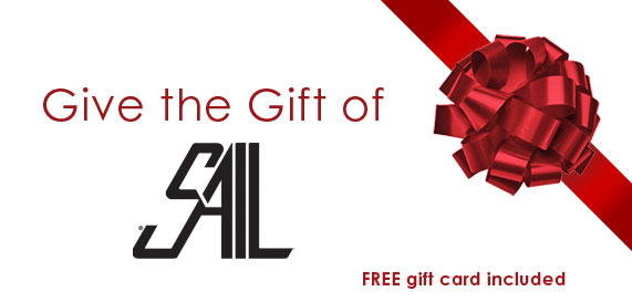 Give the Gift of Sail.