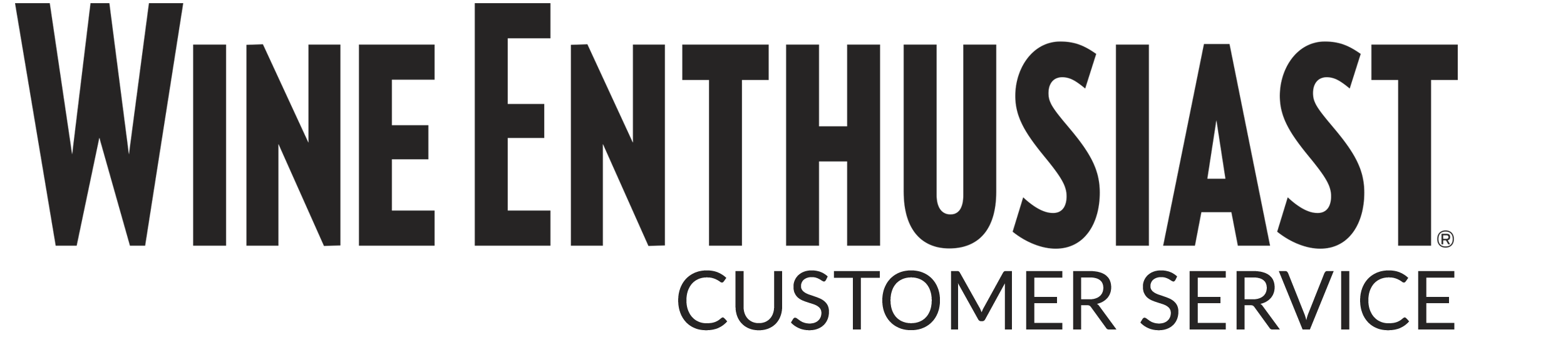 Banner Logo - Wine Enthusiast Customer Service