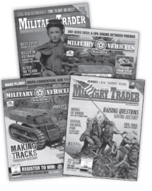 SPECIAL MILITARY SHOW DISCOUNT