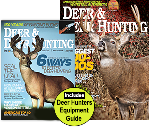 Free Gift - Deer Hunters Equipment Guide