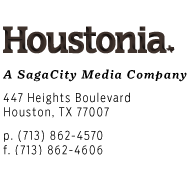 Houstonia, A SagaCity Media Company