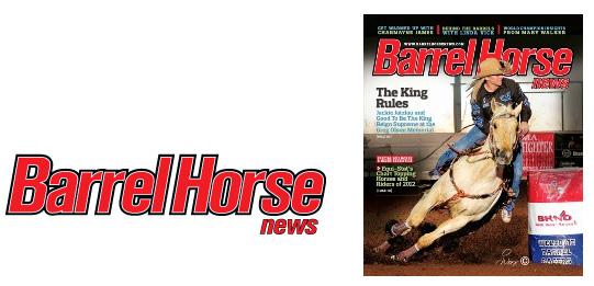 Barrel Horse News Magazine