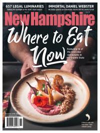 New Hampshire Magazine Cover