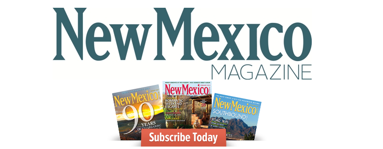 New Mexico Magazine -Subscribe