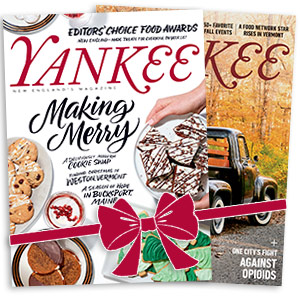 Yankee Magazine Cover