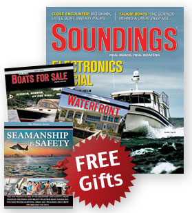 Soundings plus Free Gift!