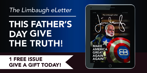 Rush Limbaugh eLetter
