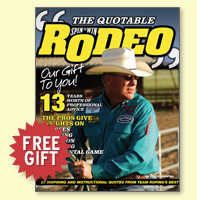 The Quotable Spin to Win Rodeo