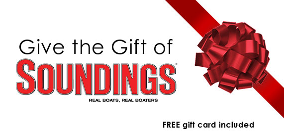 Give the Gift of Soundings.