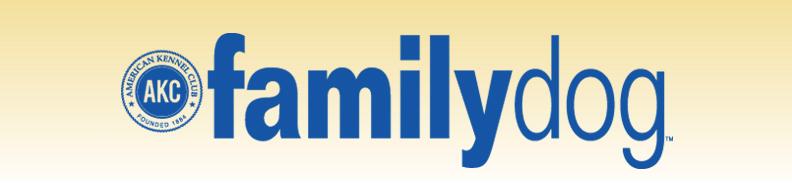 American Kennel Club Family Dog Magazine
