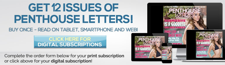 Penthous Letters Digital Subscription