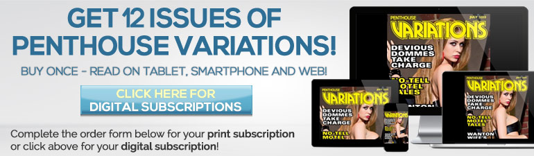Penthouse Variations Digital Subscription