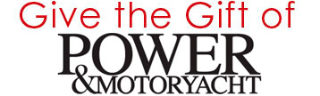 Power & Motoryacht Logo