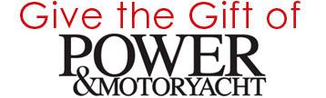 Power & Motoryacht Logo