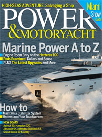 Power & Motoryacht Cover