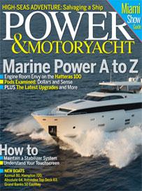 Power & Motoryacht Cover