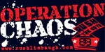 Operation Chaos Bumper Sticker 2 Pack